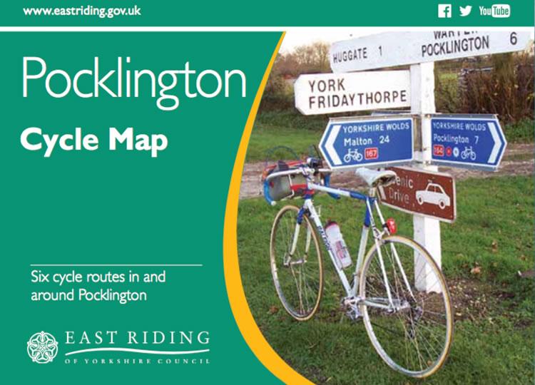 Pocklington Cycle Map