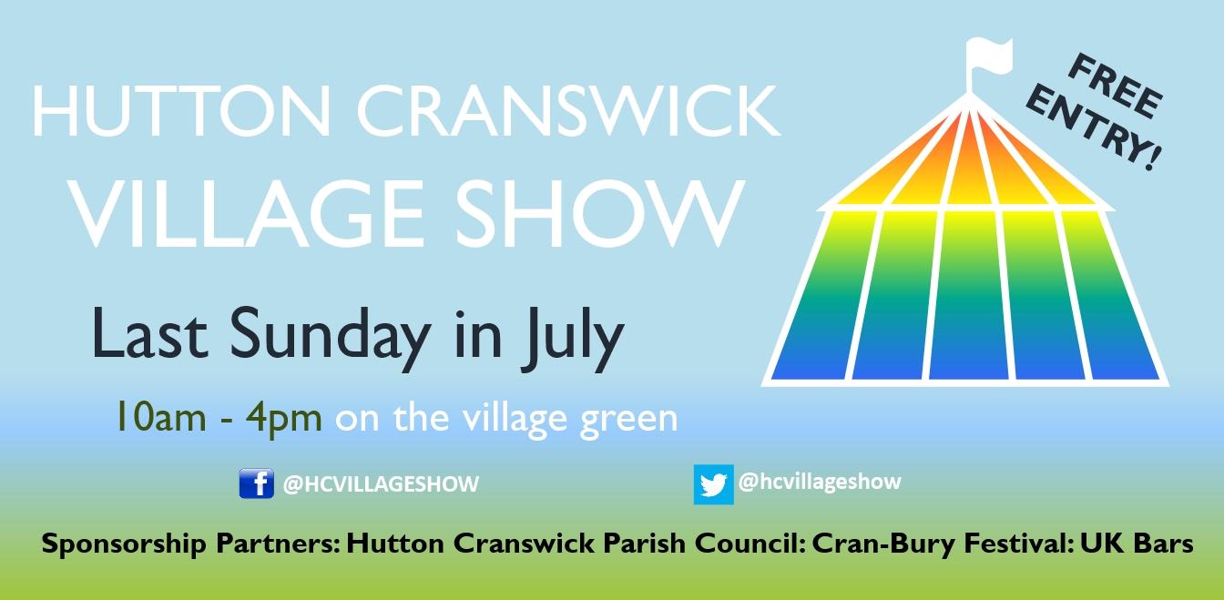 Village Show Poster Banner