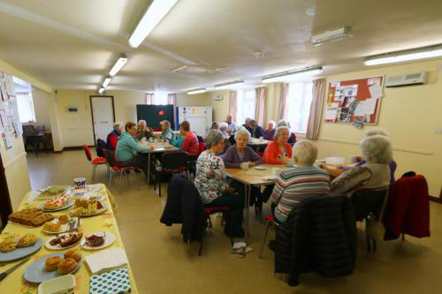 Friendship Coffee Morning